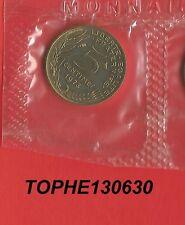 5 centimes de franc marianne 1973 FDC scéllée