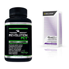 Finaflex Revolution PCT Black 60 caps + Cellucor DualBio Prebiotic/Probiotic