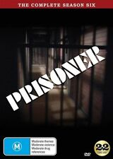 Prisoner THE COMPLETE Season 6 (DVD, 2017, 22-Disc Set ) AUSTRALIAN TV SERIES