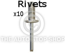 Rivet 7,5 x 17mm Grip Range 0,5 to 1,5mm CITROEN SAXO / XM / XSARA etc 9860ci