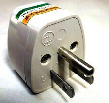 US travel adapter AC 120 V