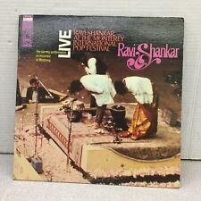 RAVI SHANKAR Live at The Monterey International Pop Festival World Pacific 21442
