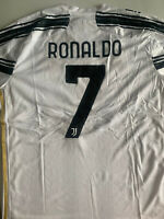 Ronaldo 2020/21 Juventus Home Jersey 2XL - Same Day Shipping
