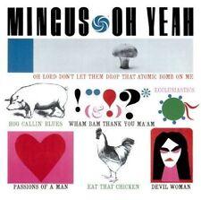 Charles Mingus Oh Yeah CD