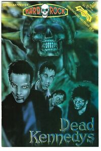 "Hard Rock Comics #13 (1993)  FN  ""Dead Kennedys"""