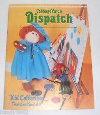 Cabbage Patch Dispatch Magazine  WINTER  1985
