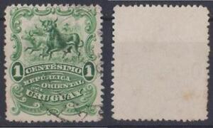 **URUGUAY*    Sg. 230,  1900,    Used