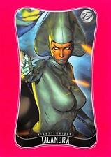 LILANDRA / Marvel Dangerous Divas Series 2 (2014) BASE Trading Card #64