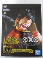 Ichiban kuji One Piece Memorial Log figure Monkey D Luffy Japan Banpresto F/S