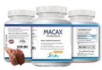MALE CONCEIVE FERTILITY AID PREGNANCY ENHANCER SUPPLEMENT PILLS 60 capsules