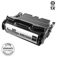 64015HA for Lexmark BLACK High Yield Toner Cartridge T640 T642 T644 T644tn T642n