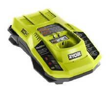 Ryobi 18v 18 volt dual chemistry Lithium Ion NiCad ONE+ battery charger P117 New