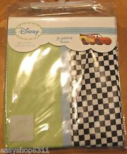 "DISNEY JR.JUNCTION CAR'S  BABY ROOM WINDOW VALANCE  60""W X 14""L NEW"