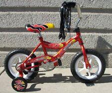 "NEW 12"" BOY'S BIKE RED EVA TIRES TRAINING WHEELS 3 TO 5 YEARS OLD KIDS!"