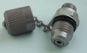 Hydraulic Test Point Adaptor M16x2.0 x Male M10x1.0 Minimess 1620