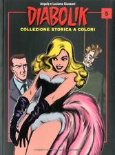 fumetto DIABOLIK COLLEZIONE STORICA A COLORI numero 5