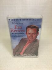 (FL) THE VELVET VOICE OF JIM REEVES HIS GREATEST HITS & FINEST PERFORMANCES TAPE