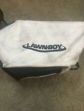 Lawn Boy Lawnmower Grass Catcher Bag w/ Metal Frame