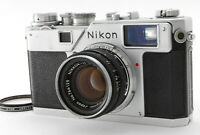 《EXC+++++》 Nikon S4 35mm Film Rangefinder W/ Nikkor H NIKKOR-H 50mm f/2 from JP