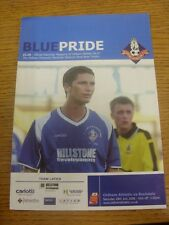 29/07/2006 Oldham Athletic v Rochdale [Rose Bowl Trophy] .  Thanks for viewing o