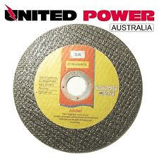 50pc X 100mm X 1mm METAL CUTTING DISC CUT OFF DROP SAW CHOP OFF STAINLESS STEEL