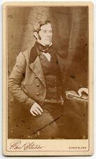 "c1860s, RARE copy of c1839 DAGUERROTYPE ""Taken King William St. London"" claudet?"
