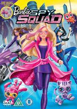 Barbie Spy Squad DVD (2016) Conrad Helten ***NEW***