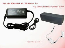 Globe AC Power Adapter For Jawbone BIG Jambox Wireless Bluetooth Speaker Charger