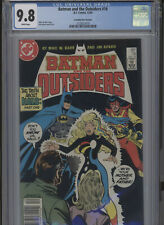 BATMAN AND THE OUTSIDERS #16 MT 9.8 CGC HIGHEST 1 OF 1 CANADIAN PRICE VARIANT