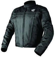 New AGVSPORT MISSION TEXTILE MOTORCYCLE JACKET CE ARMOUR vented waterproof