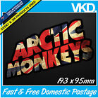 Arctic Monkeys Sticker/Decal - Indie Band Music Vinyl Rock Skateboard 4x4 Car