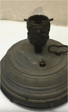 Antique German Rotating Musical Christmas Tree Stand. See Video
