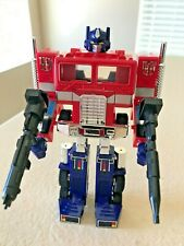 Transformers Optimus Prime G1 Walmart Exclusive Autobots Reissue Action Figure