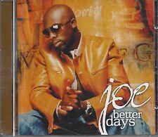 Joe - Better Days    cd