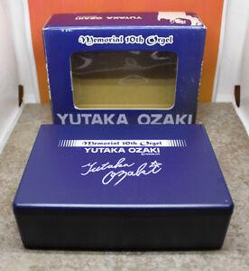 Yutaka Ozaki Music Box Ufo Catcher Crane Game Jyugo no Yoru Japanese J-Pop rare