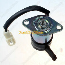 Shutoff Solenoid Valve 052600-4151 16271-60012 For Kubota D1105 Engine Denso Z28