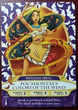 Disney Sorcerers of the Magic Kingdom #51: Pocahontas's Colors of the Wind