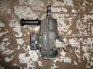 PEUGEOT 307 SW ESTATE 1.6HDI 2004-WHITE-ELECTRIC POWER STEERING UNIT-9646985180
