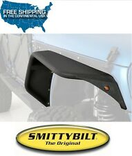 Smittybilt Front XRC Flux Fender Flares fits 2007-2018 Jeep Wrangler JK 76838