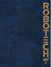 Robotech Art 1: Illustrations & Original Art Robotech HC Signed Limited Slipcase