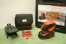 Leica L2P5 Cross Line & 5 PUNTO Professional autolivellante laser + custodia + Supporto