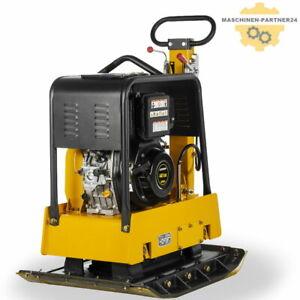 Lumag Diesel Rüttelplatte RPi38DE 38kN reversierbarer Verdichter mit E-Start