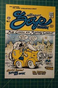 ZAP #1 NOV 1967 VERY HIGH GRADE 3RD PRINTING
