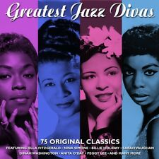 Greatest Jazz Divas - 75 Original Classics (3CD) NEW/SEALED