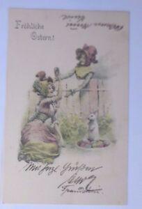 Ostern, Frauen, Mode, Ostereier, Hase,     1900  ♥ (63000)