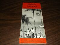 1940 UNION PACIFIC RAILROAD HOW TO DO SOUTHERN CALIFORNIA BROCHURE