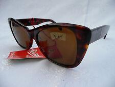 Classic Vintage PERSOL Sunglasses Model 504 Tortoiseshell with original Tags