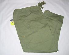 NEW Scrubs * Skechers Uniform Scrub Pants * 5X 5XL * Olive