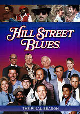 Hill Street Blues: The Final Season (2016, 5-DVD Set) NEW/SEALED Season 7 Seven