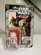 STAR WARS BLACK SERIES R5D4 40TH ANNIVERSARY COLLECTION GAMESTOP EXCLUSIVE MISB